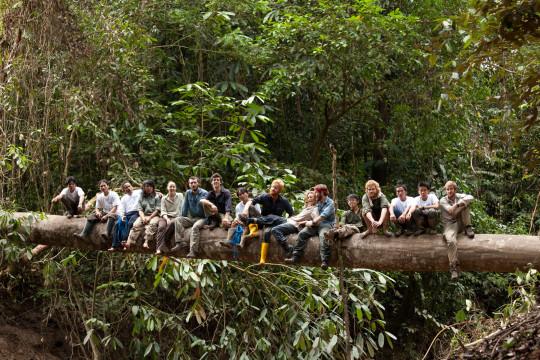 Murung Raya Expedition