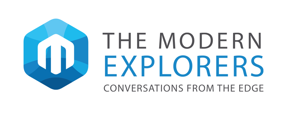The Modern Explorers Podcast with Martin Holland