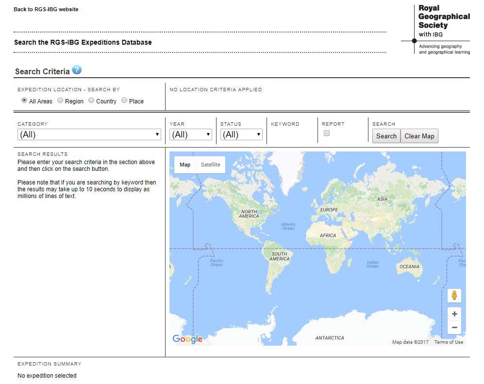 RGS-Database